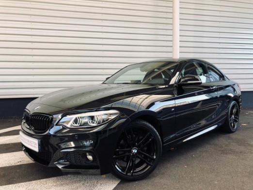 Occasion BMW Série 2 Coupé 218dA 150ch M Sport 2019 Saphirschwarz 34950 € à Forbach