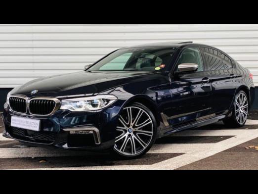 Occasion BMW Série 5 530dA xDrive 265ch M Sport Steptronic 2017 Carbonschwarz 35990 € à Forbach