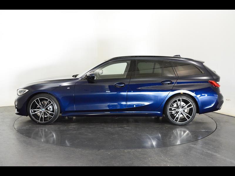 Occasion BMW Série 3 Touring 320dA xDrive 190ch M Sport 2020 Tanzaniteblau 53900 € à Forbach