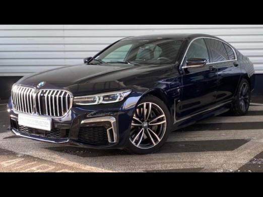 Occasion BMW Série 7 745eA 394ch M Sport 2019 Carbonschwarz 78950 € à Forbach