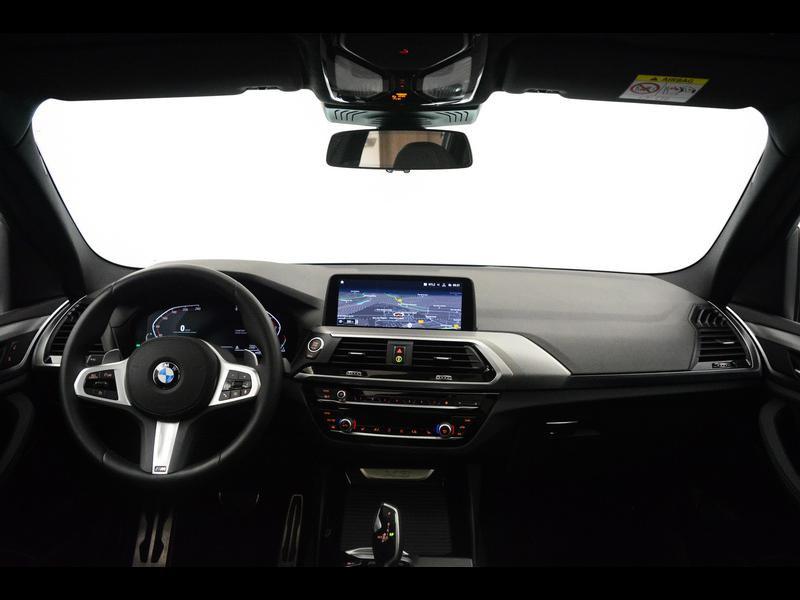 Occasion BMW X3 xDrive20dA 190ch M Sport Euro6d-T 2019 Carbonschwarz 49990 € à Forbach
