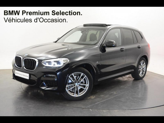Used BMW X3 xDrive20dA 190ch M Sport Euro6d-T 2019 Carbonschwarz € 49,990 in Forbach