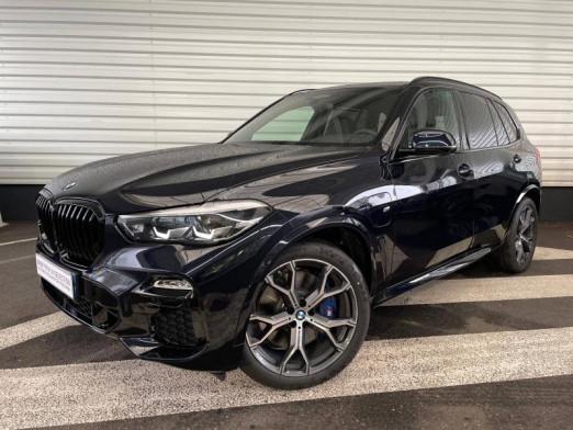 Occasion BMW X5 xDrive45eA 394ch M Sport 17cv 2021 Carbonschwarz 96990 € à Forbach