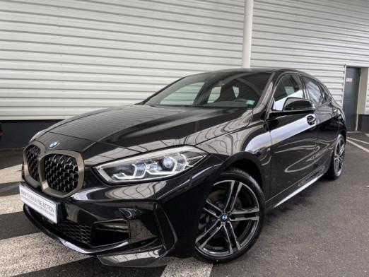 Occasion BMW Série 1 120dA xDrive 190ch M Sport 2019 Saphirschwarz 37490 € à Forbach