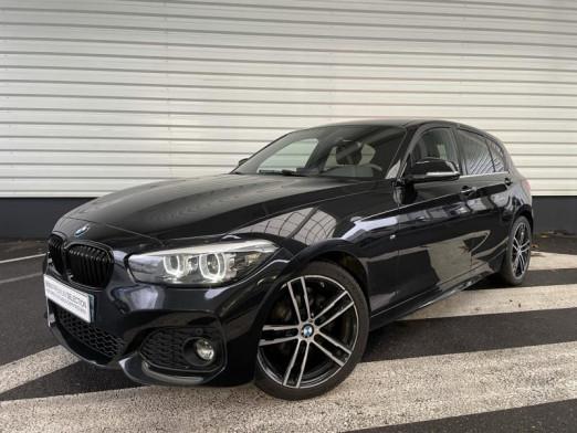 Occasion BMW Série 1 116dA 116ch M Sport 5p 2018 Saphirschwarz 20990 € à Forbach