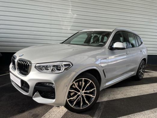 Occasion BMW X3 xDrive30eA 292ch M Sport 10cv 2020 Glaciersilber 60990 € à Forbach