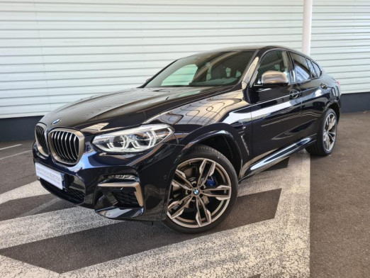 Occasion BMW X4 M40iA 354ch Euro6d-T 177g 2020 Carbonscwharz 79990 € à Forbach