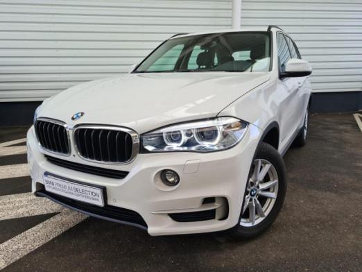 Occasion BMW X5 xDrive25dA 231ch Lounge Plus 2017 Alpinweiss 37890 € à Forbach