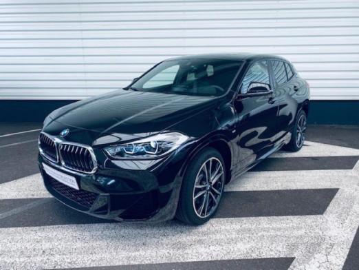 Occasion BMW X2 xDrive25eA 220ch M Sport Euro6d-T 6cv 2021 Saphirschwarz 51990 € à Forbach