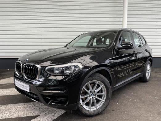 Occasion BMW X3 sDrive18dA 150ch Business Design Euro6c 2019 Schwarz 36990 € à Forbach