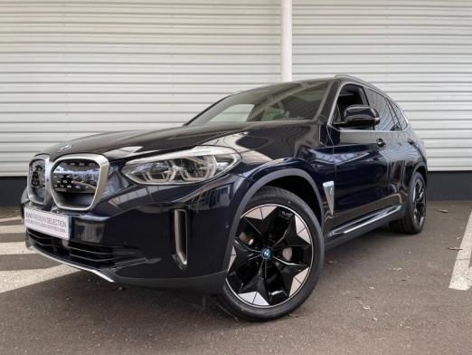 Occasion BMW iX3 286ch Impressive 2021 Carbonschwarz 67900 € à Forbach