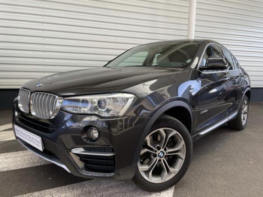 Occasion BMW X4 xDrive20dA 190ch xLine 2017 Sophistograu 34890 € à Forbach