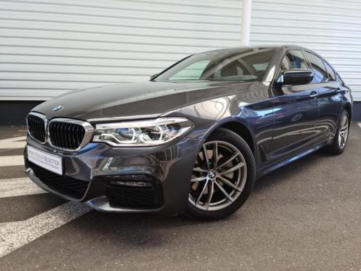 Occasion BMW Série 5 518dA 150ch M Sport Steptronic Euro6d-T 2020 Sophistograu 38990 € à Forbach