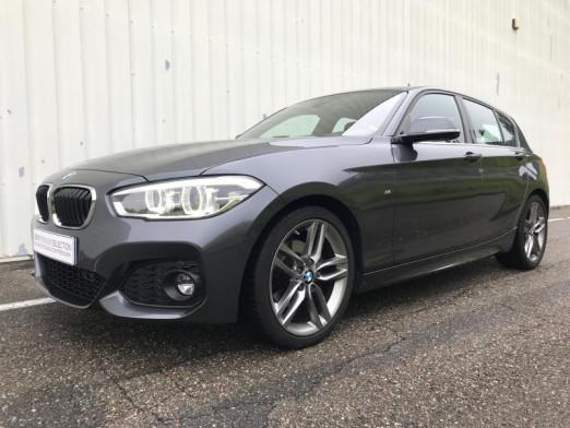 Occasion BMW Série 1 120dA 190ch M Sport 5p 2018 Mineralgrau 25399 € à Forbach