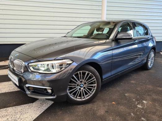 Occasion BMW Série 1 118iA 136ch UrbanChic 5p 2018 Mineralgrau 22990 € à Forbach