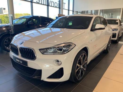 Occasion BMW X2 sDrive20iA 192ch M Sport DKG7 Euro6d-T 132g 2020 Alpinweiss 47900 € à Terville