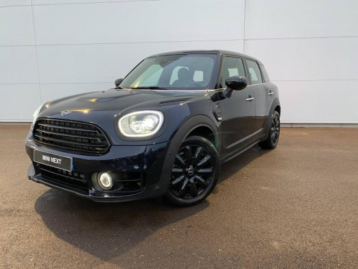 Occasion MINI Countryman Cooper 136ch Longstone BVA7128g 2019 Enigmatic Black metallic 32 900 € à Terville