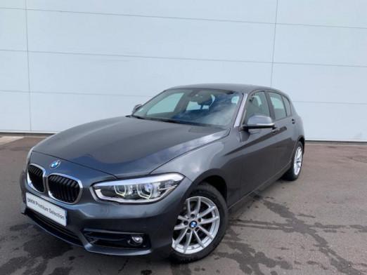 Occasion BMW Série 1 116dA 116ch Business Design 5p Euro6c 2018 Mineralgrau 20900 € à Terville