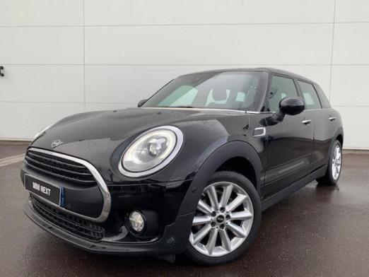 Occasion MINI Clubman One D 116ch Kensington BVA7 2018 Midnight Black 25 790 € à Terville