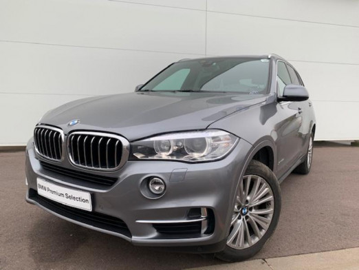 Occasion BMW X5 xDrive30dA 258ch Exclusive 2016 Spacegrau metallic 41 900 € à Terville