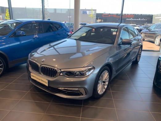 Occasion BMW Série 5 520d 190ch Luxury 2017 Bluestone 37990 € à Terville