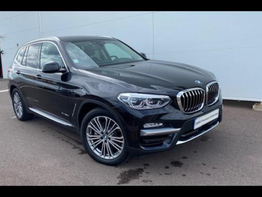 Occasion BMW X3 xDrive20dA 190ch Luxury Euro6c 2018 Saphirschwarz 39900 € à Terville