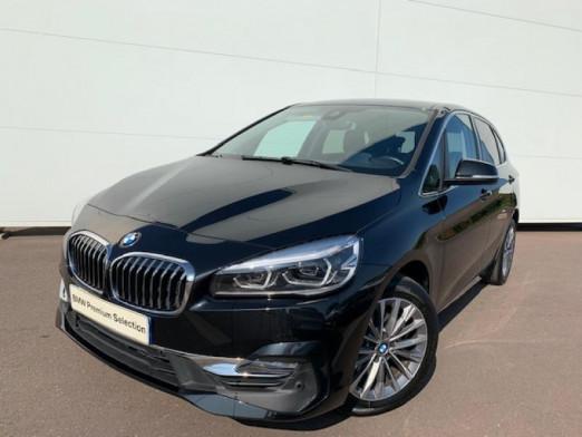 Occasion BMW Série 2 ActiveTourer 218i 140ch Luxury 2019 Saphirschwarz 29900 € à Terville