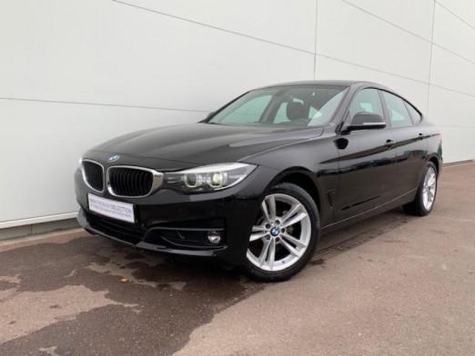 Occasion BMW Série 3 Gran Turismo 318dA 150ch Business Lounge 2019 Noir 29900 € à Terville