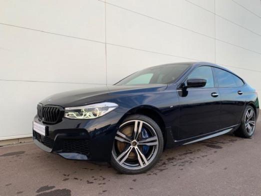 Occasion BMW Série 6 Gran Turismo 630d xDrive 265ch M Sport 2018 Carbonschwarz 48900 € à Terville