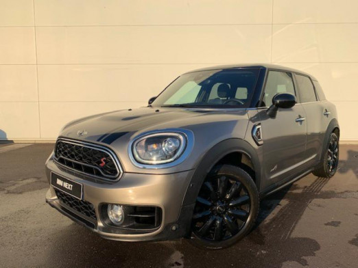 Occasion MINI Countryman Cooper S 192ch Exquisite ALL4 BVAS 2017 Melting Silver 29 890 € à Terville