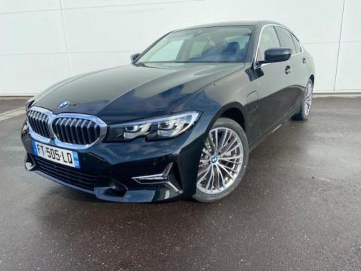 Occasion BMW Série 3 330eA 292ch Luxury 34g 2020 Saphirschwarz 54500 € à Terville