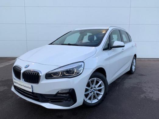 Occasion BMW Série 2 ActiveTourer 216dA 116ch Business Design DKG7 2018 Alpinweiss 21490 € à Terville