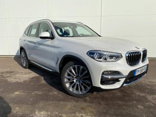 Occasion BMW X3 xDrive30dA 265ch Luxury Euro6d-T 2020 Mineralweiss 63900 € à Terville
