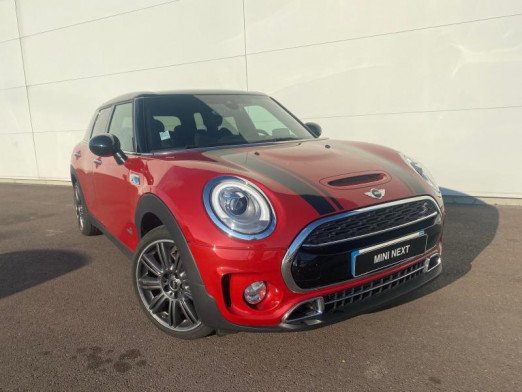 Occasion MINI Clubman Cooper S 192ch Exquisite ALL4 BVA 2017 Blazing Red 29 900 € à Terville