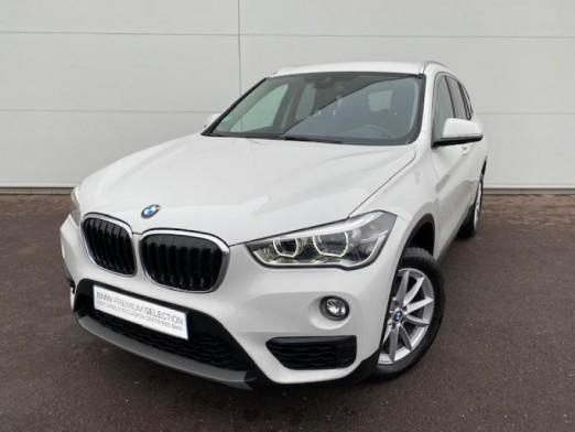 Occasion BMW X1 sDrive18dA 150ch Business Design Euro6d-T 2018 Alpinweiss 28900 € à Terville