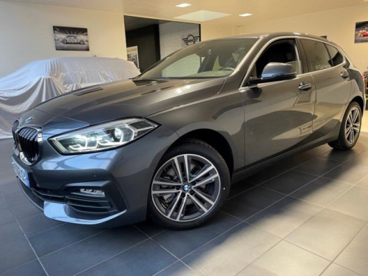 Occasion BMW Série 1 116dA 116ch Business Design DKG7 2021 Mineralgrau 33900 € à Terville