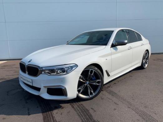 Occasion BMW Série 5 M550dA xDrive 400ch Steptronic 2017 Blanc 55990 € à Terville