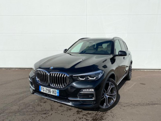 Occasion BMW X5 xDrive30dA 265ch xLine 2019 Saphirschwarz metallisee 69900 € à Terville