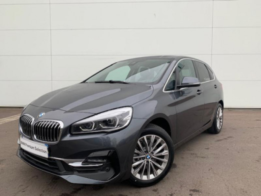 Occasion BMW Série 2 ActiveTourer 216d 116ch Luxury 2019 Mineralgrau metallisee 27990 € à Terville