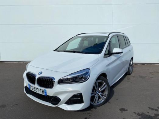 Occasion BMW Série 2 Gran Tourer 218dA 150ch M Sport 112g 2020 Alpinweiss 41900 € à Terville