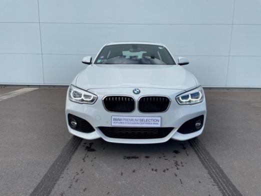 Occasion BMW Série 1 118iA 136ch M Sport 5p 2017 Blanc 23900 € à Terville