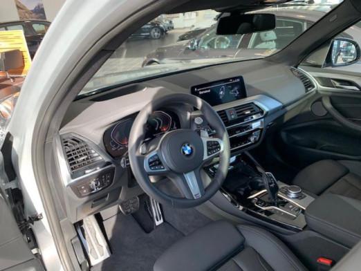 Occasion BMW X3 xDrive30dA 265ch  M Sport 2020 Glaciersilber 63900 € à Terville