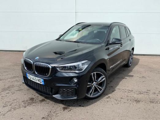 Occasion BMW X1 xDrive20iA 192ch M Sport Euro6d-T 2020 Saphirschwarz 46900 € à Terville