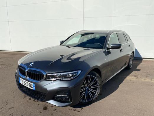 Occasion BMW Série 3 Touring 318dA 150ch M Sport 2020 Mineralgrau 45790 € à Terville