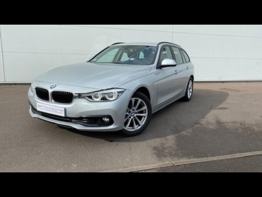Occasion BMW Série 3 Touring 318d 150ch Business 2017 Glaciersilber 18900 € à Terville