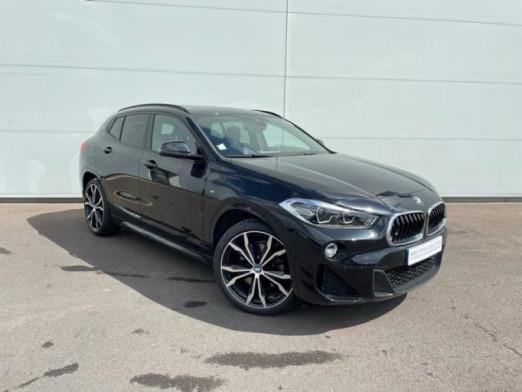 Occasion BMW X2 sDrive20iA 192ch M Sport DKG7 Euro6d-T 132g 2018 Saphirschwarz 40900 € à Terville
