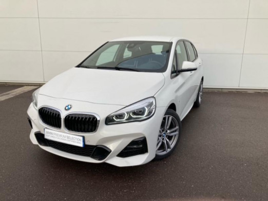 Used BMW Série 2 ActiveTourer 218dA 150ch M Sport 2020 Alpinweiss € 35,100 in Terville