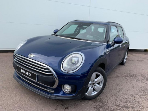 Used MINI Clubman One D 116ch Business BVA 2017 Deep Blue € 18,590 in Terville