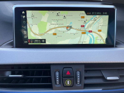 Occasion BMW X1 sDrive20dA 190ch M Sport Euro6c 2018 Estorilblau 31900 € à Terville