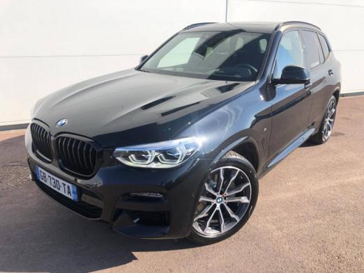 Occasion BMW X3 xDrive20dA 190ch  M Sport 2021 Saphirschwarz 62900 € à Terville